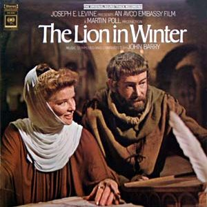 Lion in Winter original soundtrack