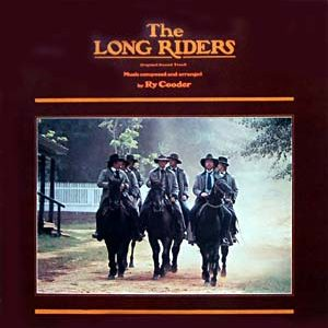 Long Riders original soundtrack