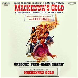 Mackenna's Gold original soundtrack