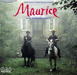 Maurice original soundtrack