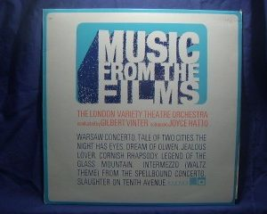 Music from the Films original soundtrack