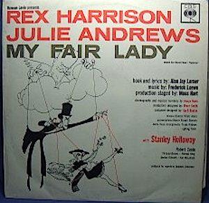 My Fair Lady: broadway cast original soundtrack