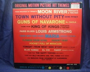 Original Motion Picture Themes original soundtrack