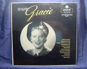 Our Gracie: gracie fields original soundtrack