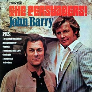 Persuaders! original soundtrack