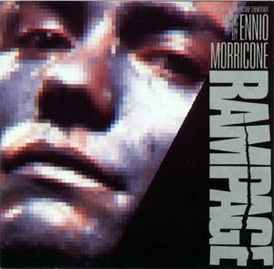 Rampage original soundtrack