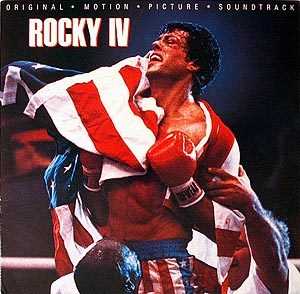 Rocky IV original soundtrack