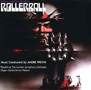 Rollerball original soundtrack