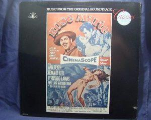 Rose Marie original soundtrack