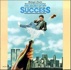Secret of my Success original soundtrack