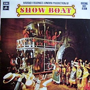 Show Boat: original london cast original soundtrack