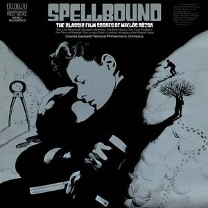 Spellbound & other classic film scores original soundtrack