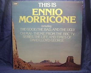 this is ennio morricone original soundtrack