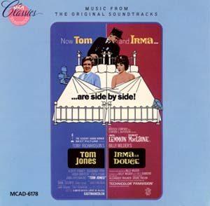 Tom Jones + Irma la Douce original soundtrack