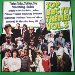 TOP BBC TV THEMES - vol.3 original soundtrack