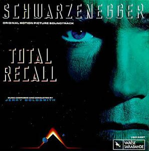 Total Recall original soundtrack