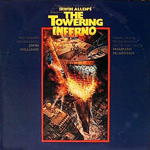 Towering Inferno original soundtrack
