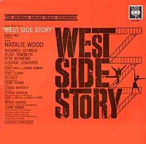 West Side Story:ost original soundtrack