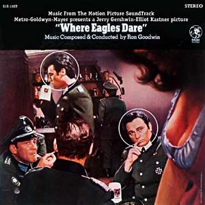 Where Eagles Dare original soundtrack