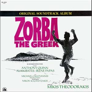 Zorba the Greek original soundtrack
