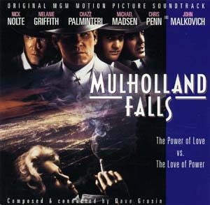 Mulholland Falls original soundtrack