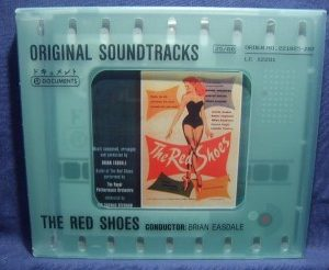 Red Shoes original soundtrack