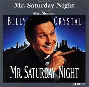 Mr. Saturday Night original soundtrack