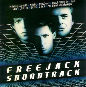 Freejack original soundtrack