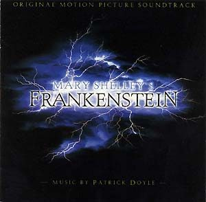 Mary Shelley's Frankenstein original soundtrack