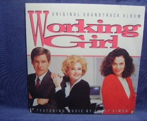 Working Girl original soundtrack