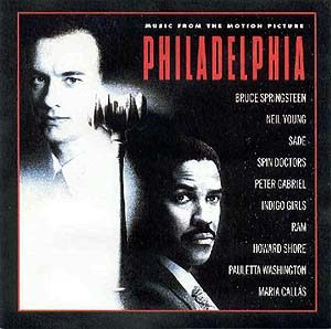 Philadelphia original soundtrack