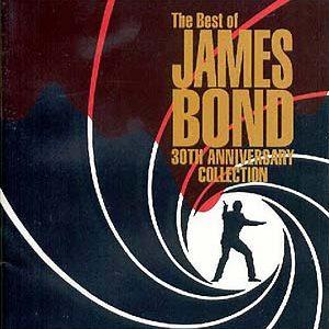 best of james bond - 30th anniversary original soundtrack