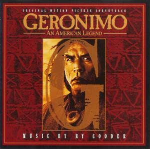 Geronimo: an american legend original soundtrack