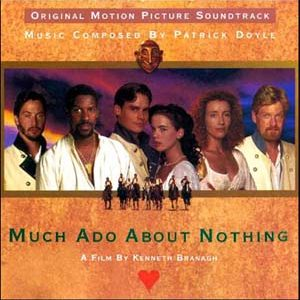 Much Ado About Nothing original soundtrack
