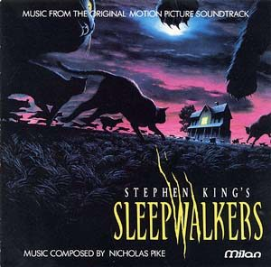 Sleepwalkers original soundtrack