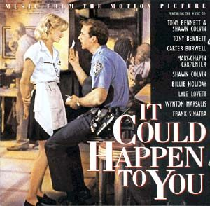 It Could Happen To You original soundtrack