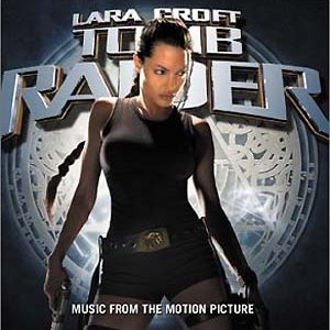 Lara Croft: Tomb Raider original soundtrack