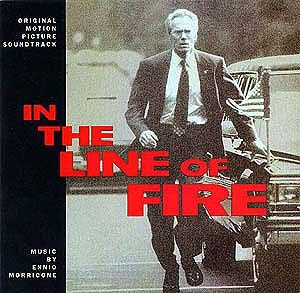 In the Line of Fire original soundtrack