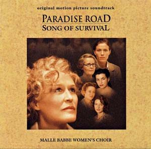 Paradise Road original soundtrack