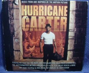 Hurricane original soundtrack