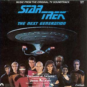 Star Trek: the next generation original soundtrack