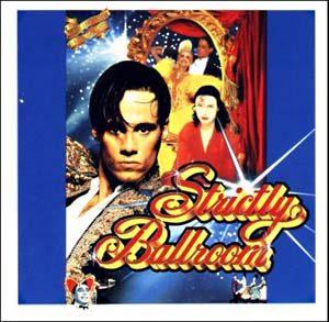 Strictly Ballroom original soundtrack