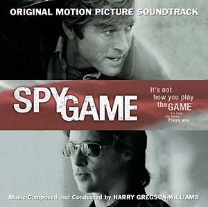 Spy Game original soundtrack