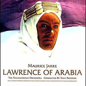 Lawrence of Arabia original soundtrack