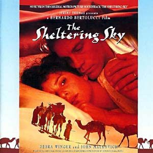 Sheltering Sky original soundtrack