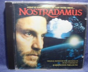 Nostradamus original soundtrack