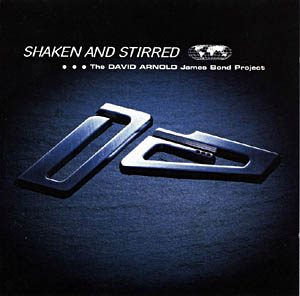 Shaken and Stirred original soundtrack