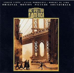 Once upon a time in America original soundtrack
