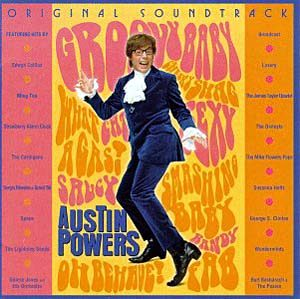 Austin Powers original soundtrack