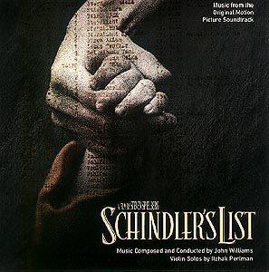 Schindler's List original soundtrack